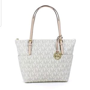 Michael Kors Jet Set East/West Signature Tote